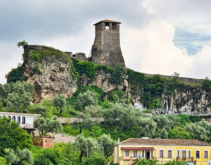Day trip to Kruja