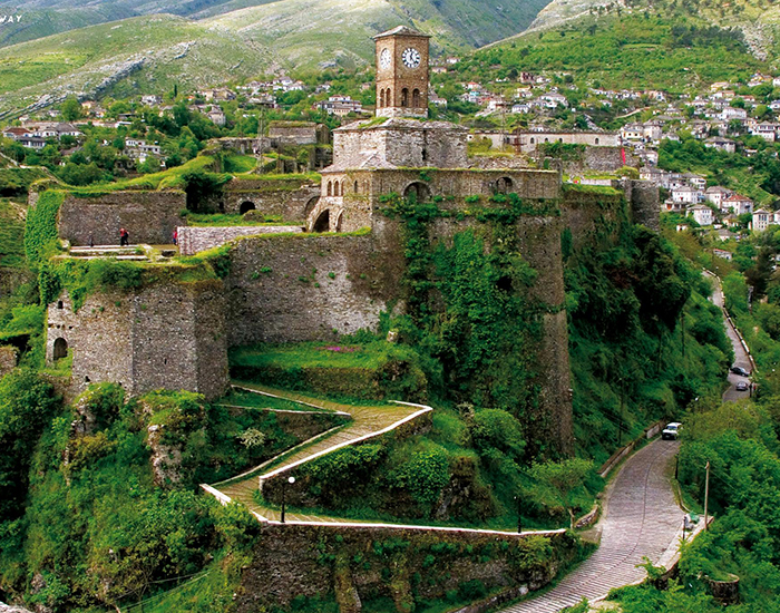 Day trip to Gjirokastra